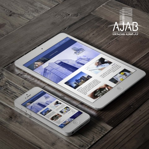 Successfully finalize design Monthly Newsletter design for AJAB Real Estate