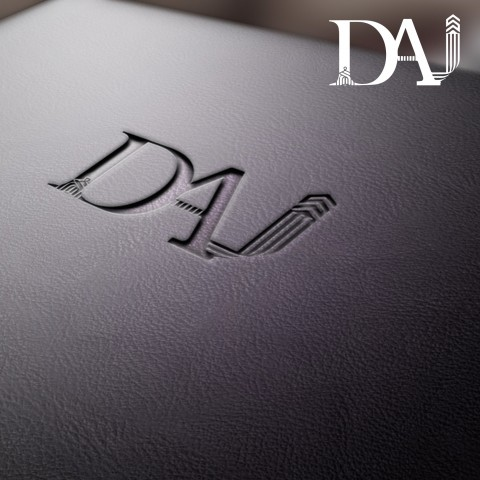 Successfully finalized logo design as part of corporate identity for DAI consultancy