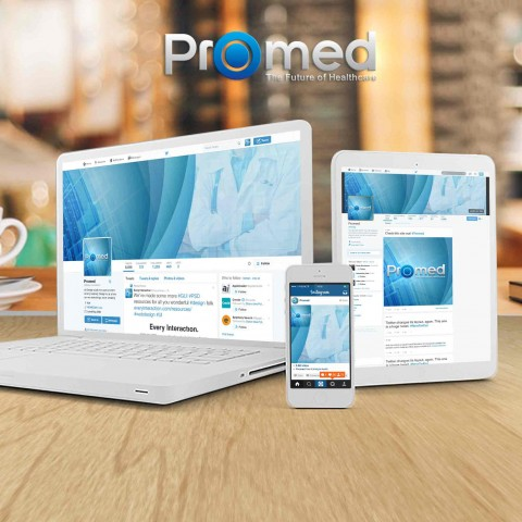 Successfully finalize social media background as part of Promed project  . Promed is Medical website with online Medical courses.