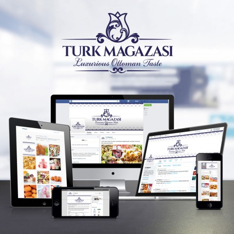 The image of any project is very important specially in social media. So, one of our work design & setup social medial page for Turk Magazasi